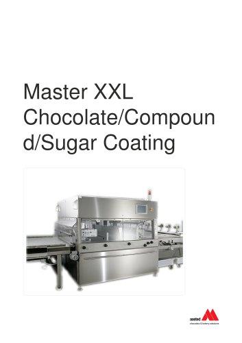 Master XXL Chocolate/Compound/Sugar Coating