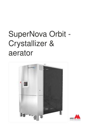 SuperNova Orbit - Crystallizer & aerator