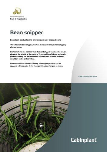 Bean snipper