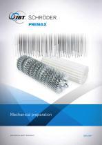 PREMAX Mechanical preparation