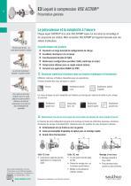 E3 - Loquets à compression VISE ACTION®