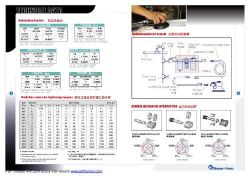 Soartec catalogue-2 pages 3/4